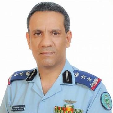 العقيد تركي المالكي، قوات تحالف ودعم الشرعية باليمن